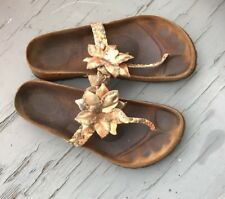 BIRKENSTOCK Betula  Birko-Flor Footbed Sandals, Women's Size 40