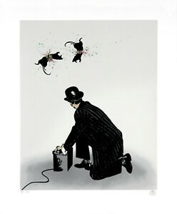 NICK WALKER SIGNED Limited EDITION PRINT 'RATATOUILLE' Framed Collection Only