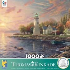CEACO THOMAS KINKADE JIGSAW PUZZLE SERENITY COVE 1000 PCS #3310-68