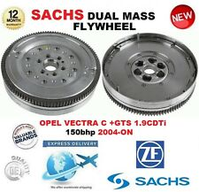 FOR OPEL VECTRA C + GTS 1.9 CDTi 150bhp 2004-ON SACHS DMF DUAL MASS FLYWHEEL
