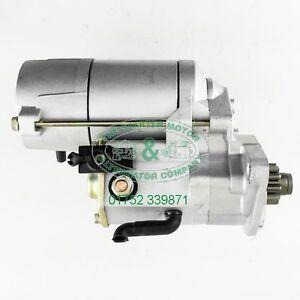 CATERPILLAR 12V 2.0 KW STARTER MOTOR STR70348