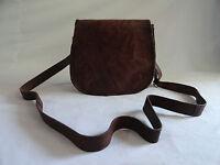 "Leather Crossbody Bag Women Handbag Purse Wallet Satchel Sling Messenger Bags 9"""