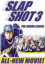 Slapshot 3 - The Junior League (DVD, 2008) Slap Shot Three