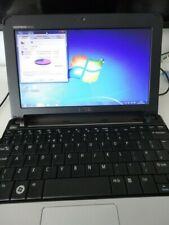 "DELL Inspiron Mini 10 Netbook 10.1"" pantalla Atom N270, 2gb, 160gb Batería defectuosa"