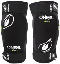O'Neal Dirt Knee Pads 2020 - Black Mountain Bike Protection Leg Guards MTB
