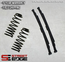 "Street Edge 04-13 Colorado/Canyon Reg Cab 2WD 2"" Front & 3"" Rear Lowering Kit"