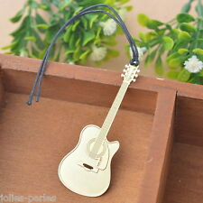 JP 1PC Bookmarks Guitar Chic Reading Gift Office Supplies Exquisite Art Craft