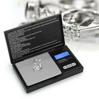 0.1G-500G Digital Weighing Scales Pocket Grams Small Kitchen Gold Jewellery