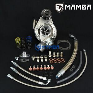 MAMBA 9-6 VOLVO 740 940 2.3L B230FK TD04HL-20T-7 Heavy Duty Turbocharger 350HP