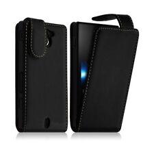 Housse coque étui pour Sony Xperia Sola couleur Noir