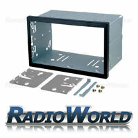 Universal Double Din 103 Cage Kit Fitting Trim & keys 182 x 103mm Radio Headunit