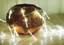 10 M 100LED tromba in fibra ottica LED Luce Stringa Luce Albero di Natale Festa Decor