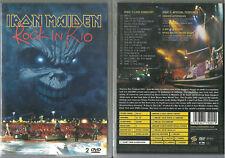 RARE / IRON MAIDEN : IRON MAIDEN EN CONCERT LIVE ( 2 DVD )