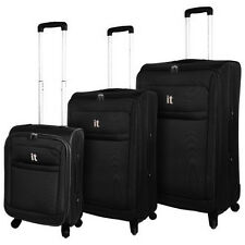 IT Luggage Algarve 3-Piece 4-Wheeled Spinner Luggage Set LH6903 (Factory defect)