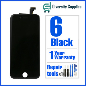 OEM Apple iPhone 6 Black LCD Touch Screen Digitizer Display Replacement