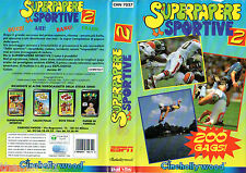 SUPERPAPERE SPORTIVE 2  200 gags (1995) VHS CineHollywood