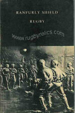 RANFURLY SHIELD RUGBY  by AH Carman NEW ZEALAND RUGBY BOOK