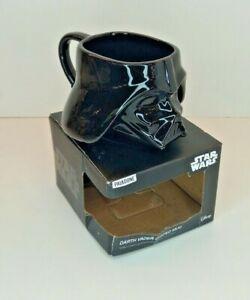 Paladone Star Wars Darth Vader Shaped Mug Disney BNIB.