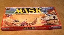 M.A.S.K. Board Game (Parker Brothers, 1985) MASK Complete Raid and Rescue