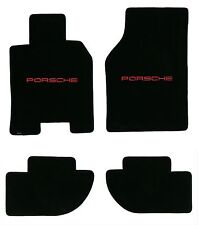 LLOYD FLOOR MATS ULTIMATS™ 4pc set LICENSED PORSCHE® fits 1992-1995 Porsche 968