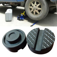 Car Jack Pad Disc Pad Auto Vehicle Weld Jacking Lifting Disk Frame Protector WH