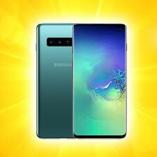 Samsung Galaxy S10 PLUS G975F Grün Green  Smartphone Handy Android HD OVP