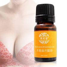 Plant Natural Breast Plump Essential Oil Busty Up Enlargement Massage Oil Safe