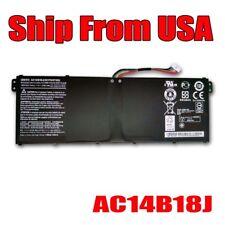 Battery for Acer Chromebook 11 B115-M B115-MP ES1-512 ES1-111m AC14B18J 3ICP5/57