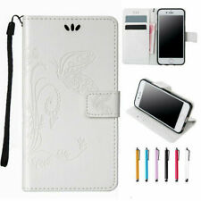 Flip Wallet Case Leather Card Slot Stand Cover For iPhone X 8 7 6 Plus 6s SE 5