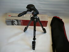 Manfrotto MT 293C4 carbon tripod with 3 way head