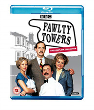Fawlty Towers - Complete Collection Series 1 & 2 BLURAY Region