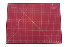 """Quilted Bear Self Healing Double Sided Quilting Cutting Mat Pink 17"""" x 23"""""""
