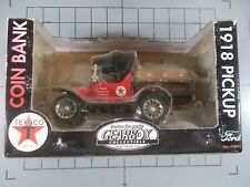 Gearbox 1/24 1918 Ford Runabout Pickup Texaco Bank