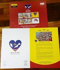 FREE Poster Malaysia Day 2015 empty folder Putrajaya and Kuala Lumpur