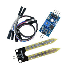 Exact Soil Hygrometer Detection Moisture Sensor Module for Arduino + Probe Pop