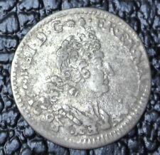 1703 A over 1693 A - NEW FRANCE (Canada) - 5 SOLS - SILVER - VERY VERY RARE