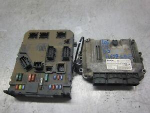 Peugeot 206 1.4 Hdi Diesel ECU Kit 0281012528 9664620780 90 Day Guarantee