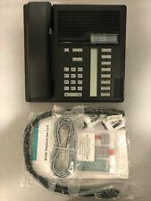 Brand New Multi Line Business Office Telephone Genuine Nortel M7208 Black Cms