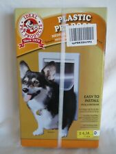 Ideal Pet Products Medium 7x11.25 Plastic Pet Door