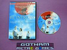 EL INTRUSO PELICULA EN DVD