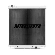 Mishimoto Ford 6.0L Powerstroke Aluminum Radiator, 2003-2007