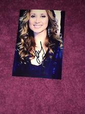 Photo Dédicacée Autograph Lara Fabian