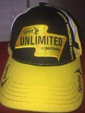 DENNY HAMLIN 2014 DAYTONA Sprint Unlimited Victory Lane Hat Pit Crew Hat Dance