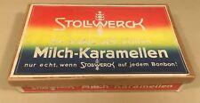 Vintage Stollwerck Milch Karamellen box 1930's 30 cm !!