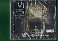 Cd Korn Take a Look nel miror Lc00199 Epic Records