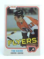 1981-82 Tim Kerr #251 Philadelphia Flyers Center OPC O-Pee-Chee Hockey Card H425