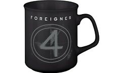 FOREIGNER 4 official boxed Mug