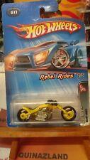 hot wheels Blast Lane Rebel Rides 2005-077 (9982)