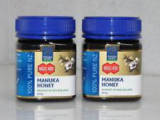 MANUKA-HEALTH-HONIG MGO 400+ 500  (2x250) GRAMM MANUKAHONIG NEU