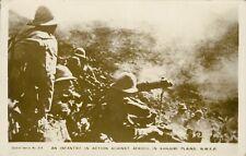 More details for infantry in action against afridis khajuri plains india (k c mehra & sons) 1930s